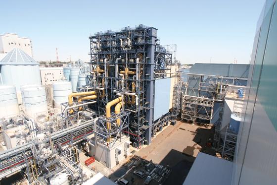 日本 の 石炭 火力 発電 所