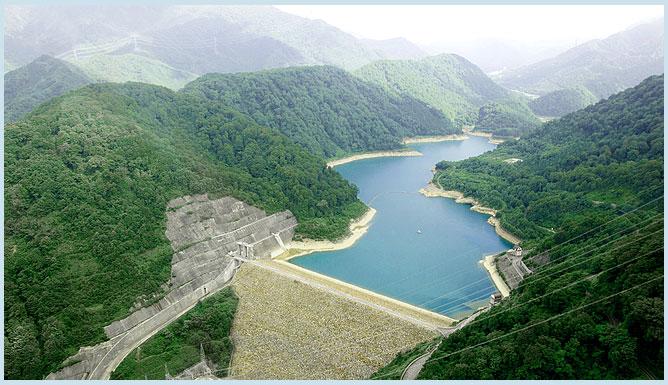二居ダム(新潟県) | J-POWERダム ... : 体積 面積 : すべての講義